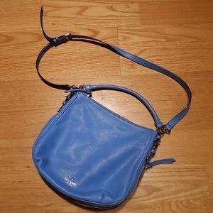 Blue Kate Spade Crossbody